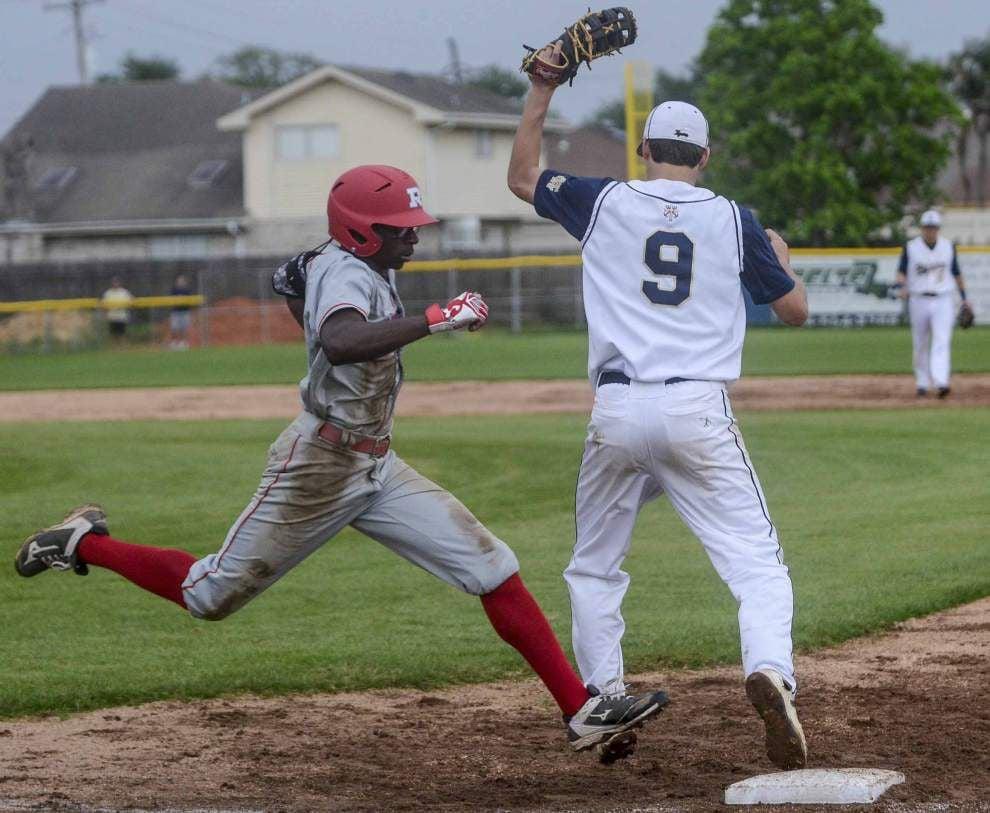 Baseball: Holy Cross-Rummel matchup highlights playoff slate _lowres