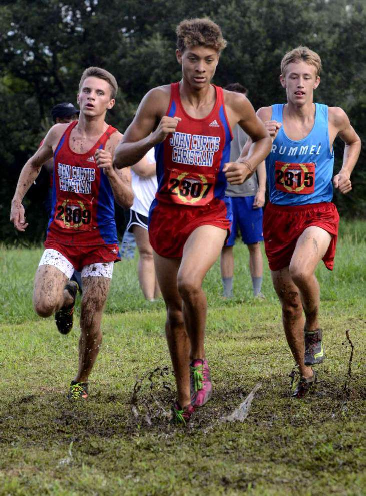 John Curtis cross country team primed for big year _lowres