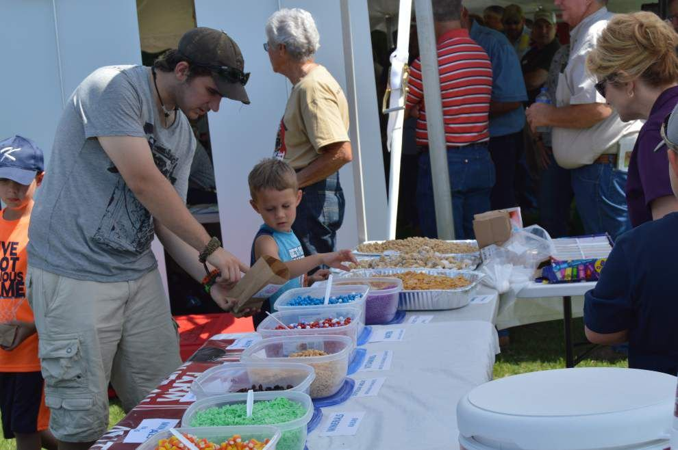 LSU AgCenter holds annual Dairy Day _lowres