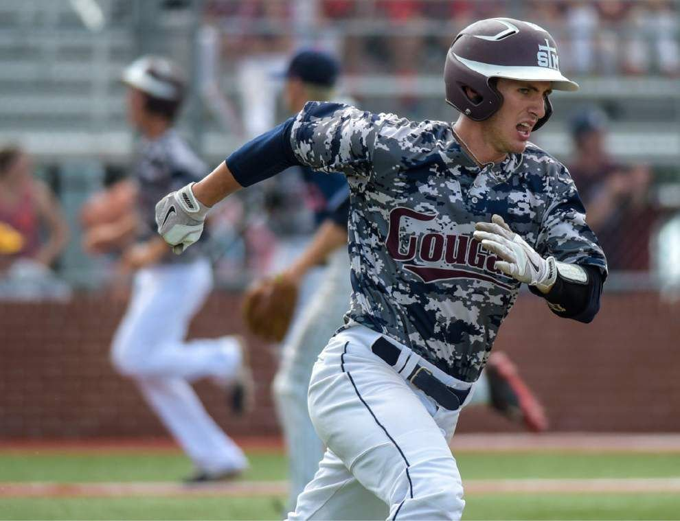 St. Thomas More tops rival Teurlings Catholic 5-1 for Class 4A state baseball title _lowres