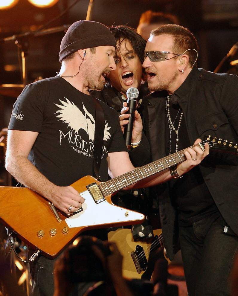 U2's latest triumph over tragedy elevated the Eagles of Death Metal, too _lowres