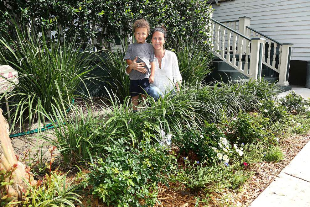 Concrete lawns cause flooding, but the Front Yard Initiative is here to help _lowres