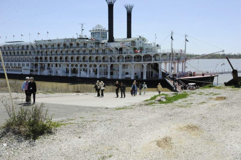 St. Francisville ferry landing dispute to come before council Monday _lowres