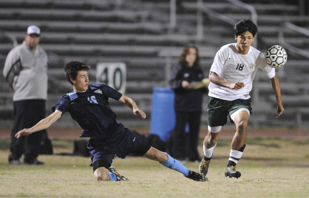 Louisiana High School Soccer Coaches Association ALL-STATE TEAM _lowres