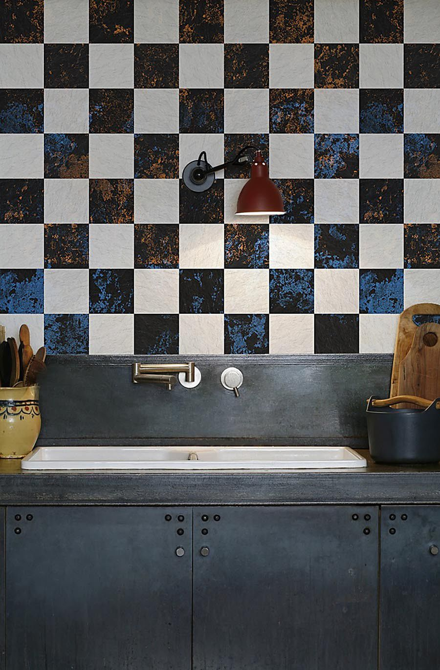 DIY: PVC wallpaper is removable, washable and eco-friendly_lowres