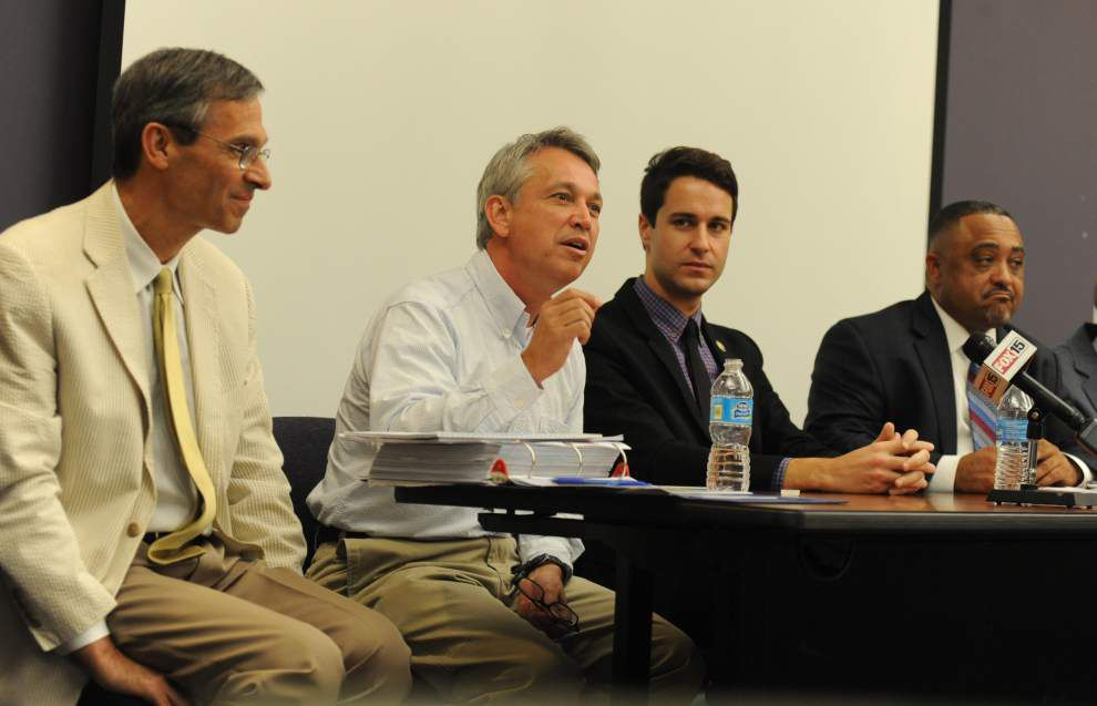 Acadiana legislators unhappy with Louisiana budget 'fix,' expect a special session to resolve budget gaps _lowres