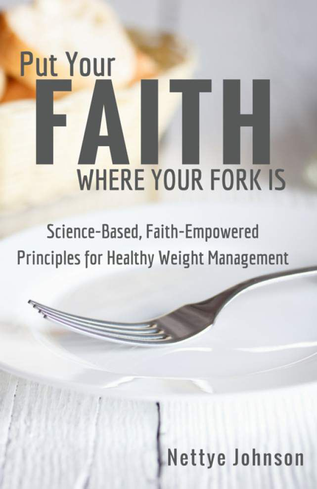 Fork and faith: Dieters told in new book to let beliefs guide their eating _lowres