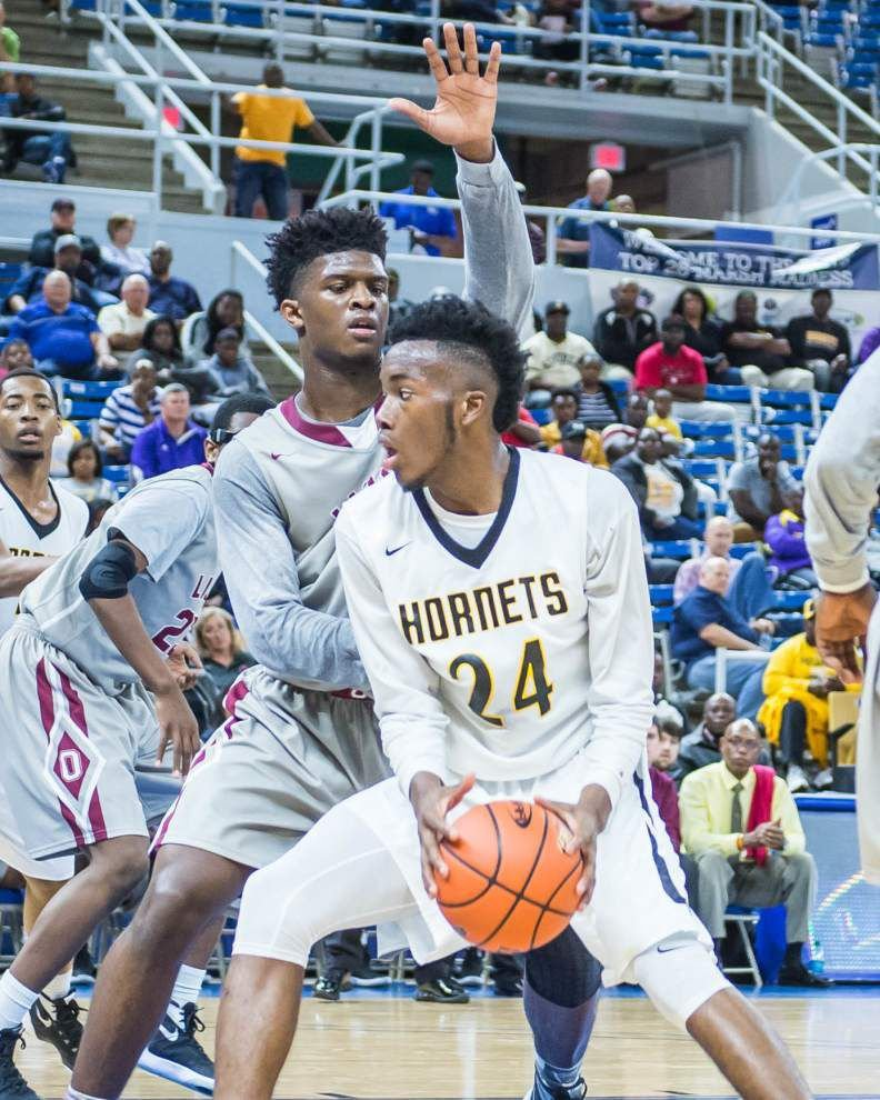 Best-of-three: Scotlandville, Natchitoches Central play again for Class 5A title after beating each other the past two seasons _lowres