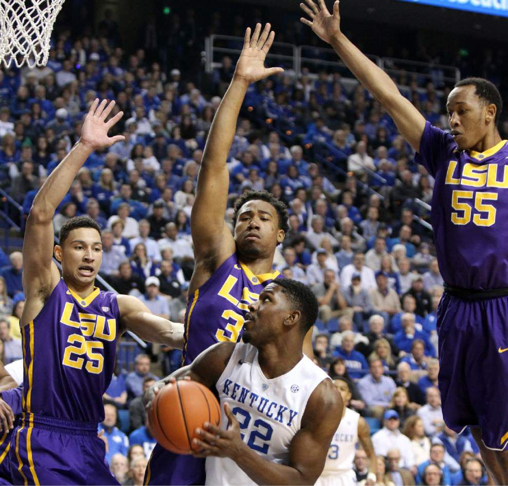LSU basketball notebook: Tigers will open SEC tournament Friday against Vanderbilt, Tennessee or Auburn _lowres
