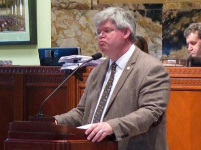 House bill to restrain dogs in pickups advances _lowres