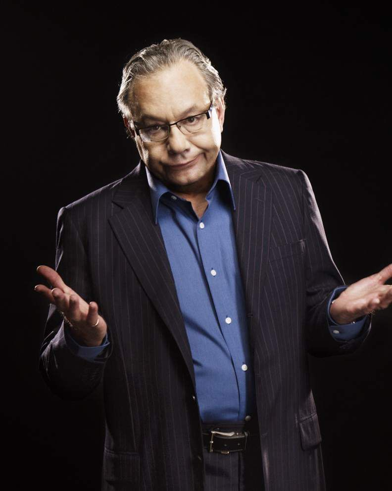 Lewis Black is angry, but you already knew that _lowres