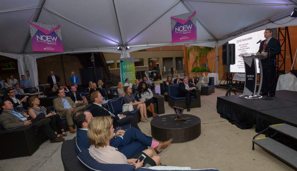 Dozen entrepreneurs inducted into NOLA 100 _lowres