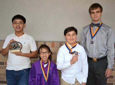 Metairie Music Club junior members win recognition for their compositions _lowres
