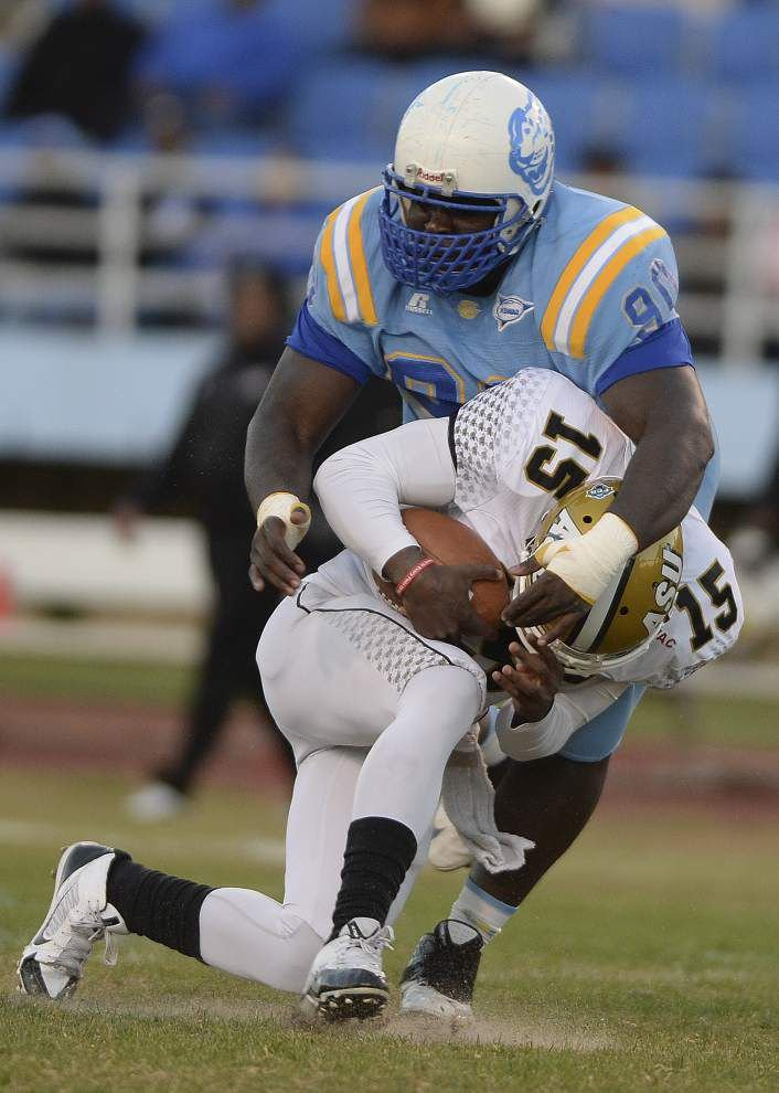 Southern aiming to end losing streak against Alcorn State in key SWAC showdown _lowres