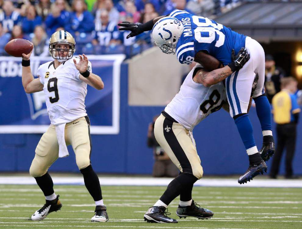 Saints chat replay: Who's likely to have a big game against Giants, an admittedly shaky score prediction _lowres