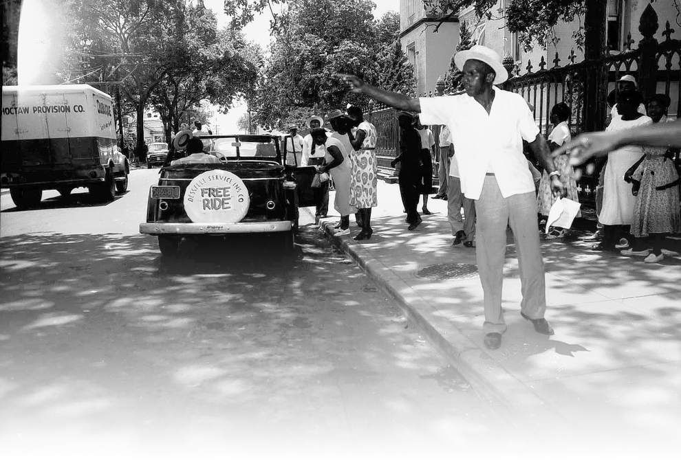 Theatrical-dance production tells story of 1953 Baton Rouge bus boycott _lowres