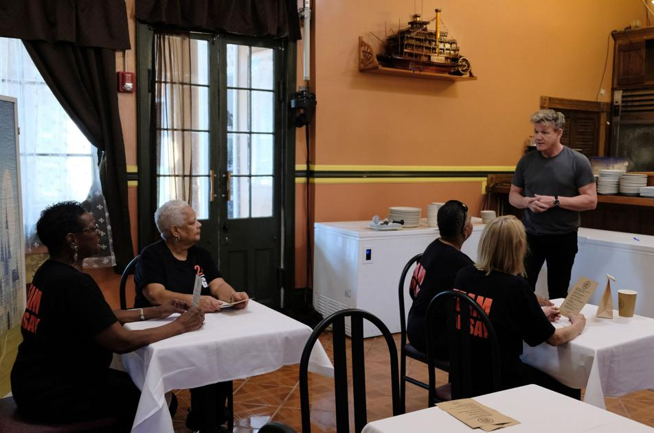 The Old Coffee Pot closes in French Quarter after 125 years, Gordon Ramsay visit