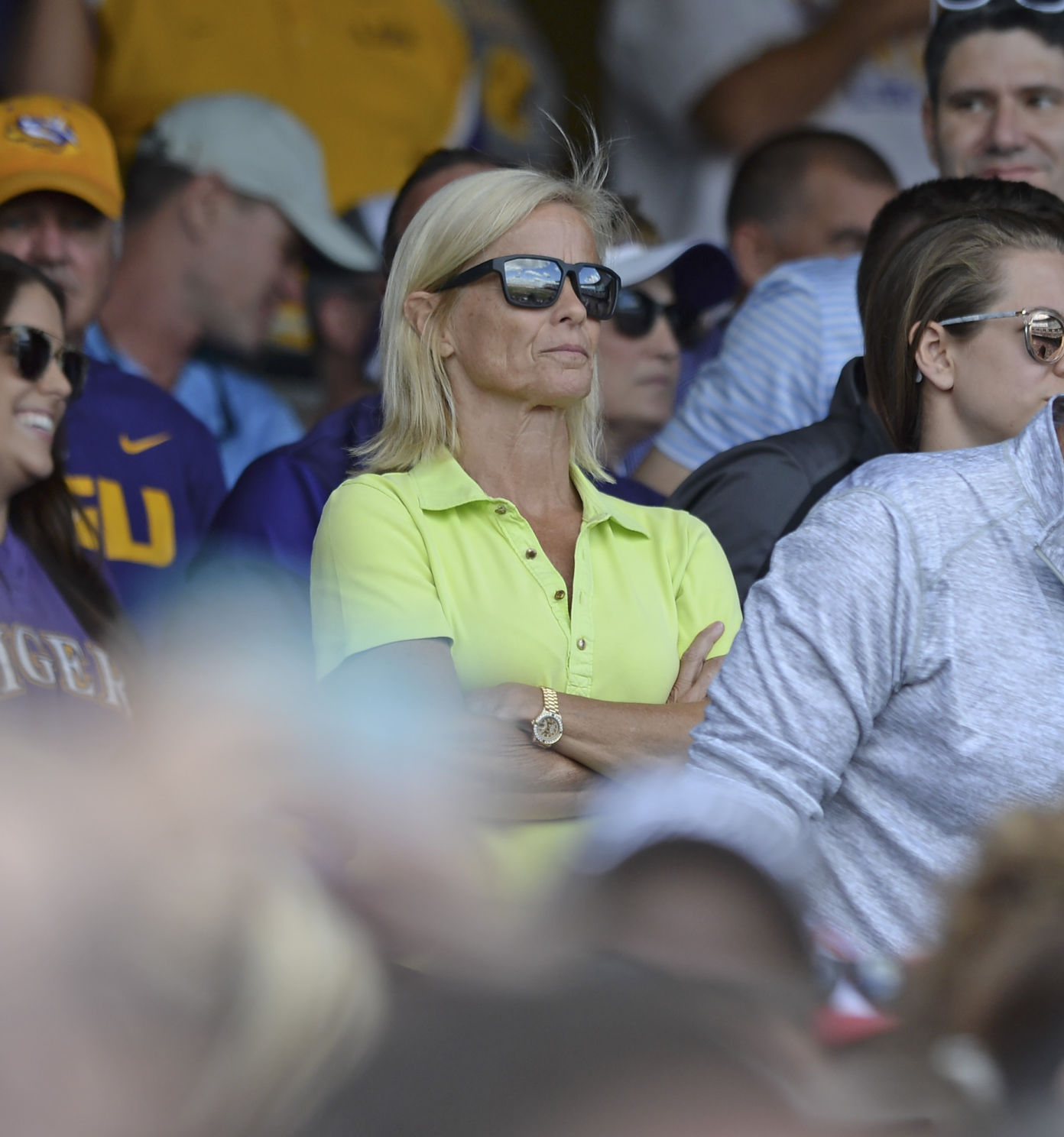 Kramer Robertson S Mom And Baylor Women S Basketball Coach Kim Mulkey On Life Sports And Kramer S Hair Lsu Theadvocate Com