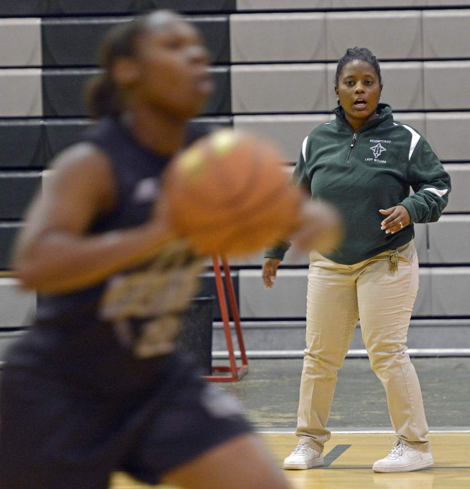 East Feliciana, Redemptorist girls meet for District 6-2A title _lowres
