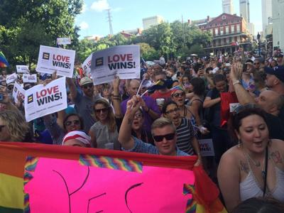 Louisiana Supreme Court blasts SCOTUS ruling on same-sex marriage_lowres