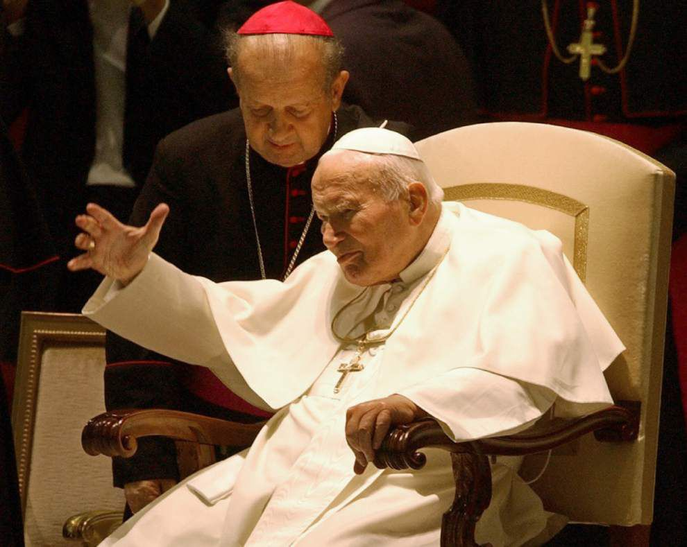Against his will, John Paul II's notes in print _lowres