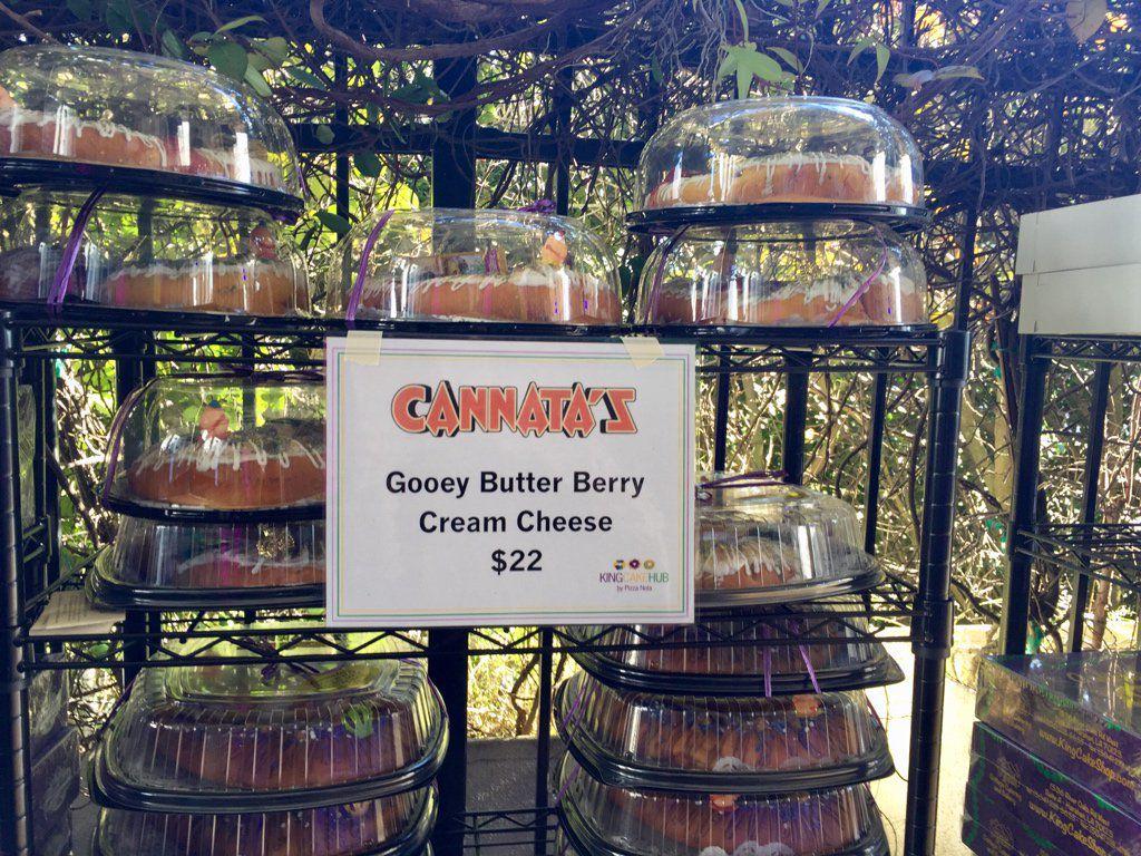 King cakes for sale, King Cake Hub