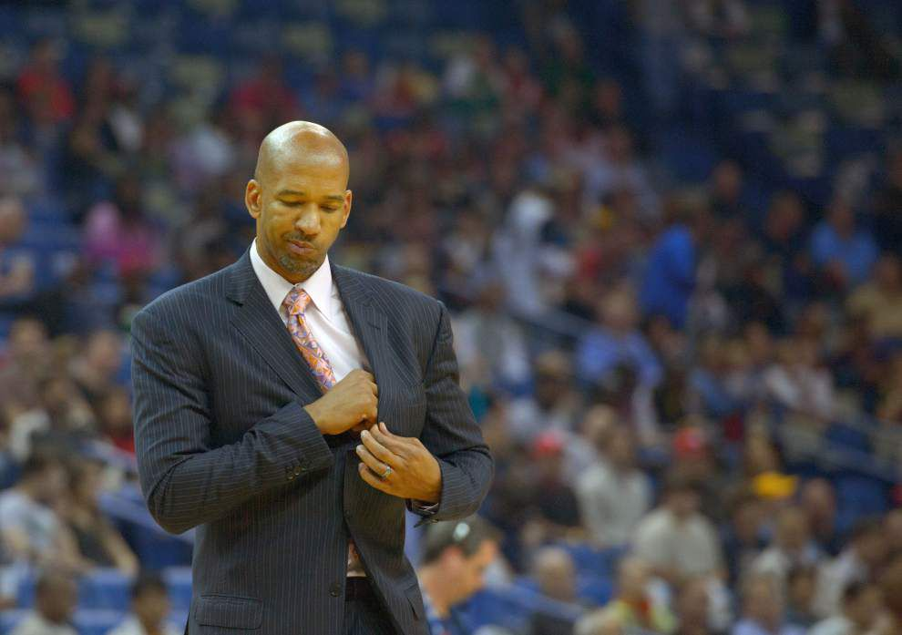Video: Pelicans coach Monty Williams says the team has a great opportunity to grow and improve this season _lowres