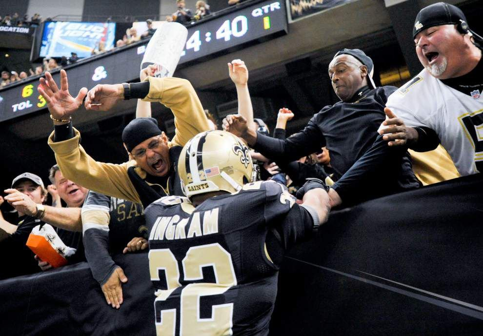 Lewis: Here's hoping the Saints aren't hoping this year _lowres