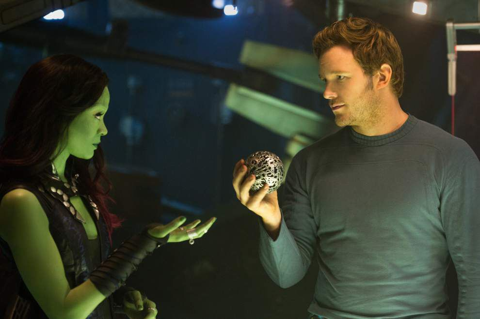 'Guardians' is great sci-fi-action fun _lowres