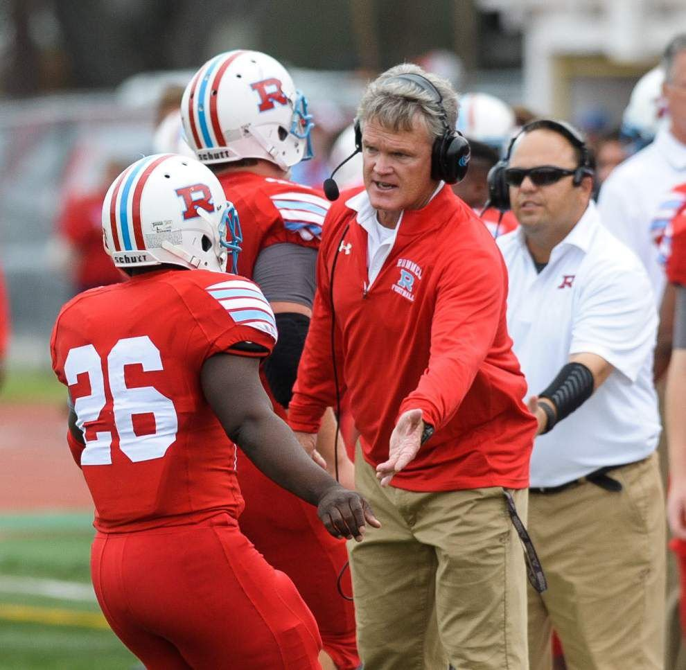 Rummel shakes off loss in New Jersey, rolls to big win over Catholic League rival Shaw _lowres