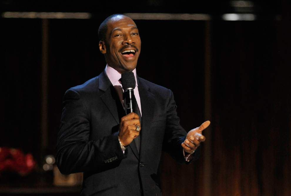 Eddie Murphy looks to get back into groove with music _lowres