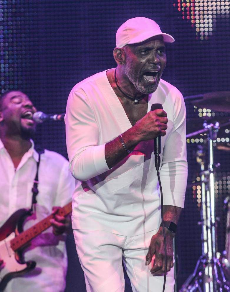 Upbeat Frankie Beverly slides right back into lineup at New Orleans' Essence Music Festival _lowres