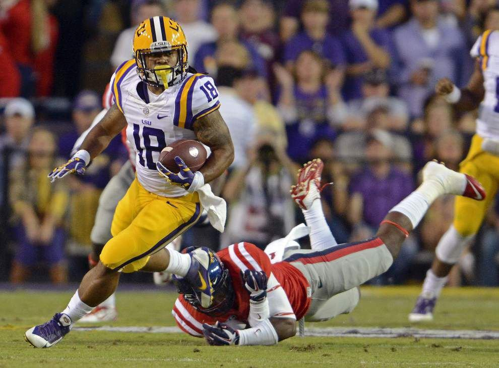 LSU football chat with Advocate sportswriter Ross Dellenger at 11 a.m. _lowres