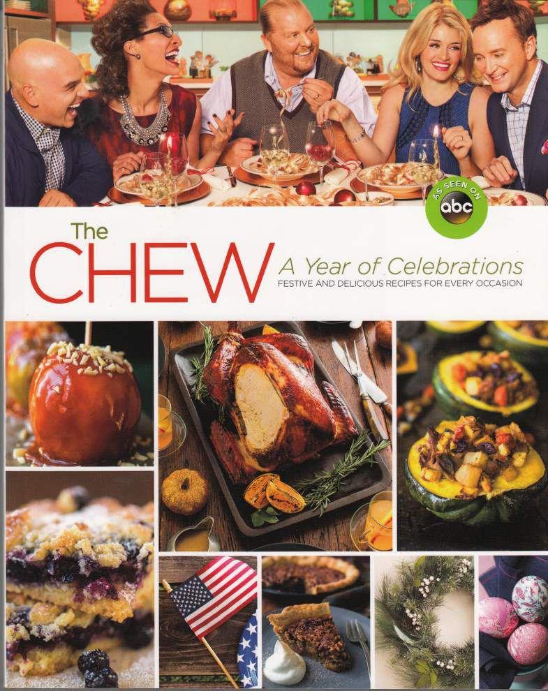 Side Dish: Cookbook has plenty to chew on _lowres