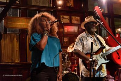 Smokehouse and Mamie Porter (copy)