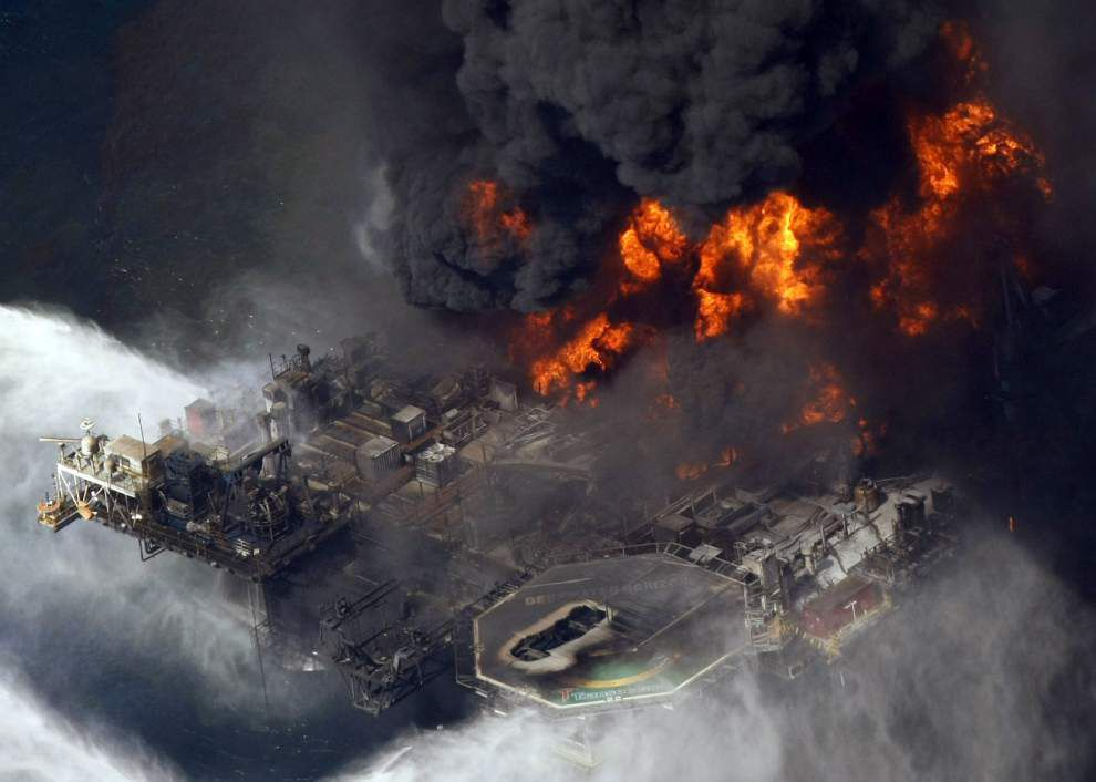 Last of five people charged in connection with Deepwater Horizon disaster goes on trial Tuesday _lowres