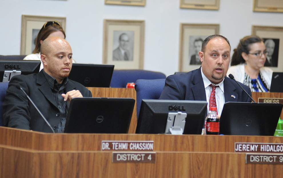 Lafayette School Board agrees to rezone students to alleviate crowded schools in Youngsville and Broussard _lowres