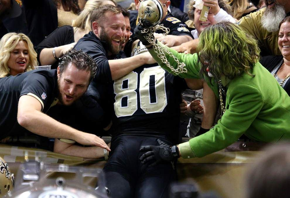 Joker says he went for what he could grab on Jimmy Graham _lowres