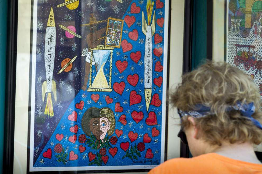 Fest's longest-showing visual artist draws on experience _lowres