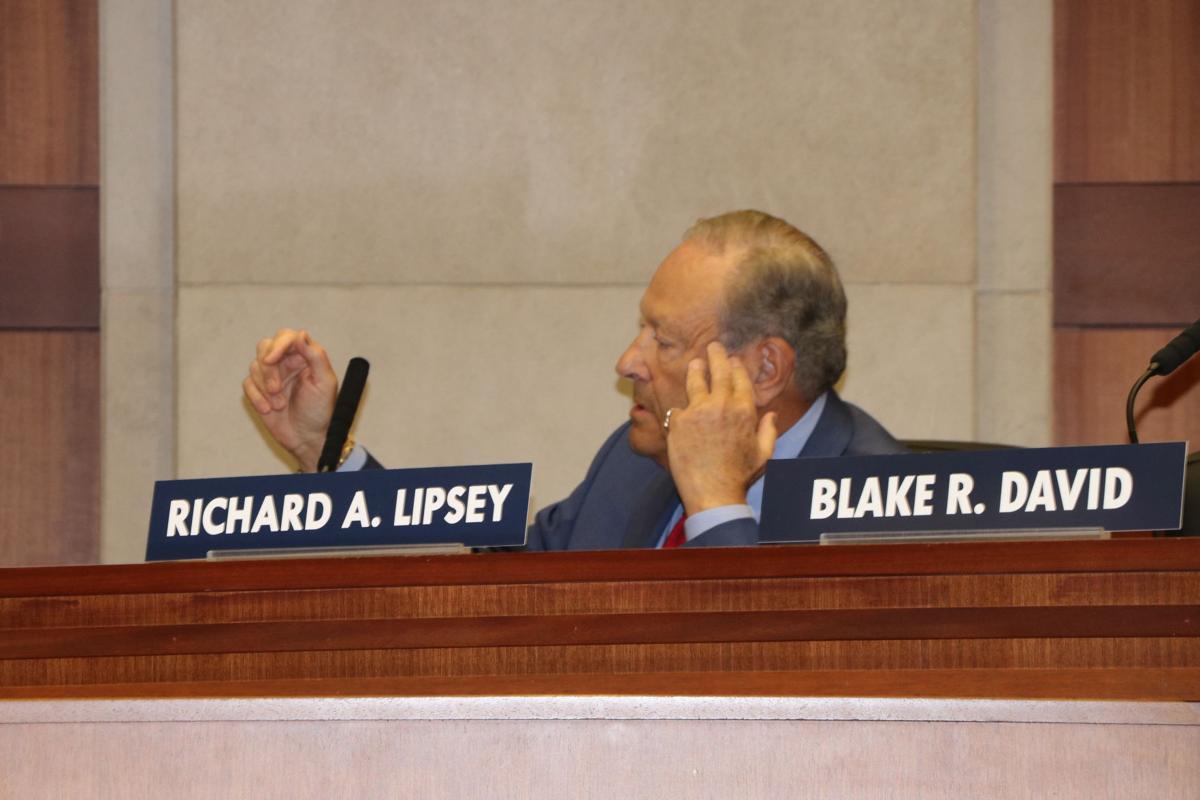 Richard Lipsey