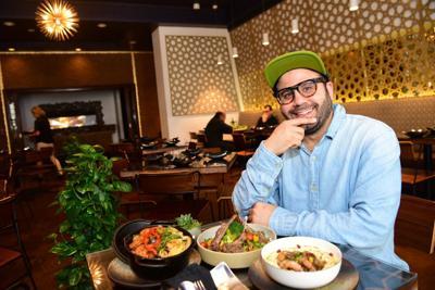 Owner Tarek_Madkour at Cleos Mediterranean_CR_CherylGerber.JPG