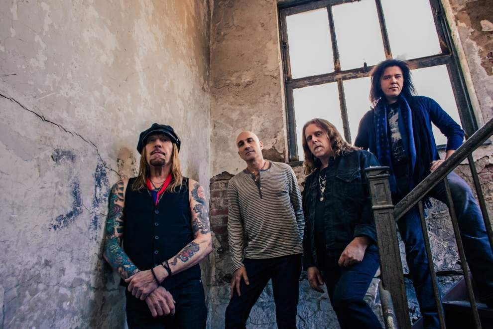Gov't Mule guitarist Warren Haynes eager to pay tribute to the Band's 'timeless' 'Last Waltz' _lowres