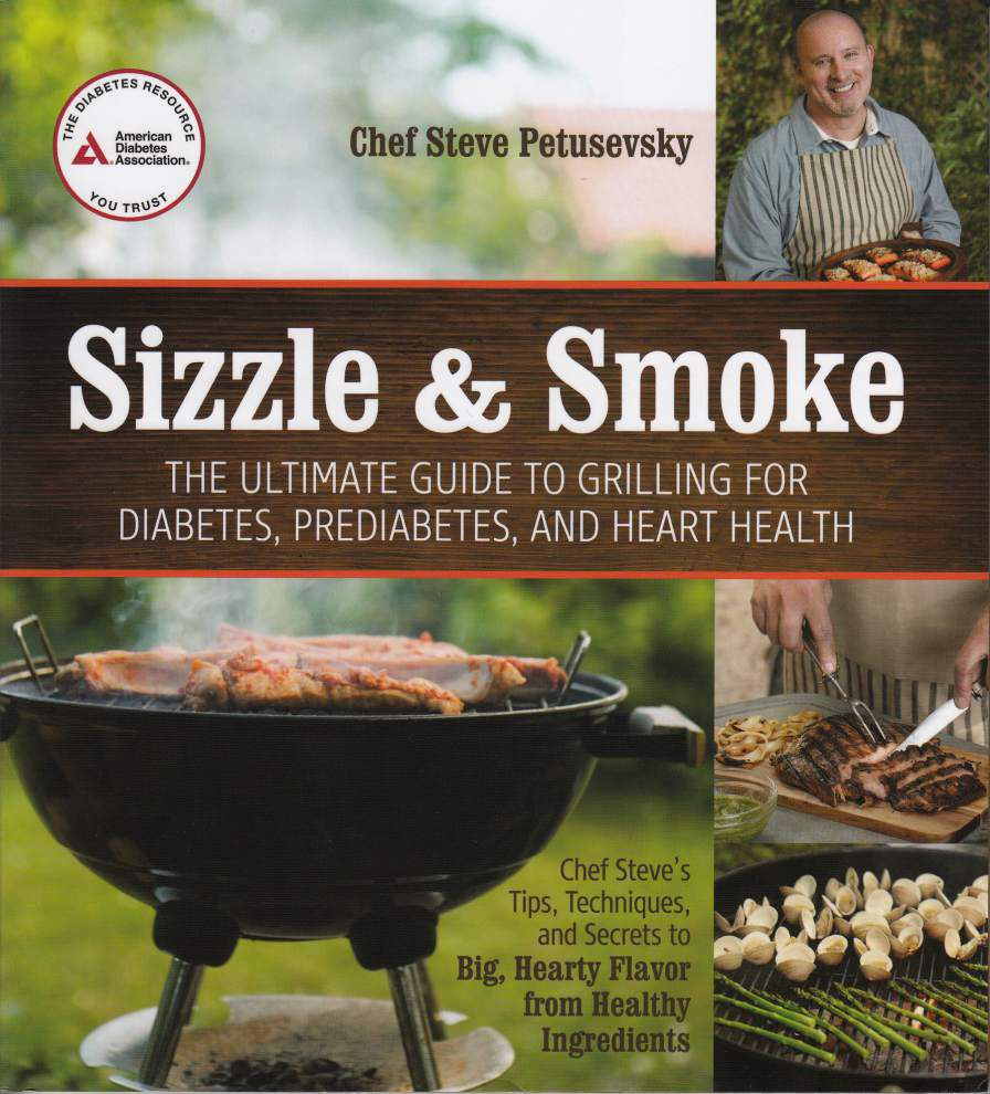 Side Dish: Grilling book shoots for health, flavor _lowres