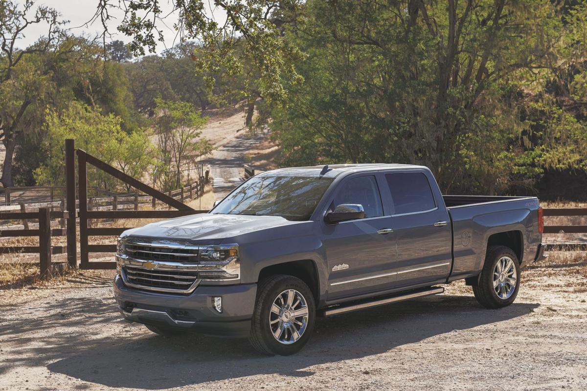 chevrolet silverado high country cars. Black Bedroom Furniture Sets. Home Design Ideas
