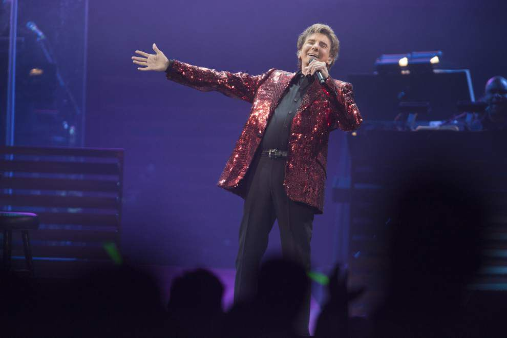 Want free tickets to see Barry Manilow? Donate an instrument _lowres