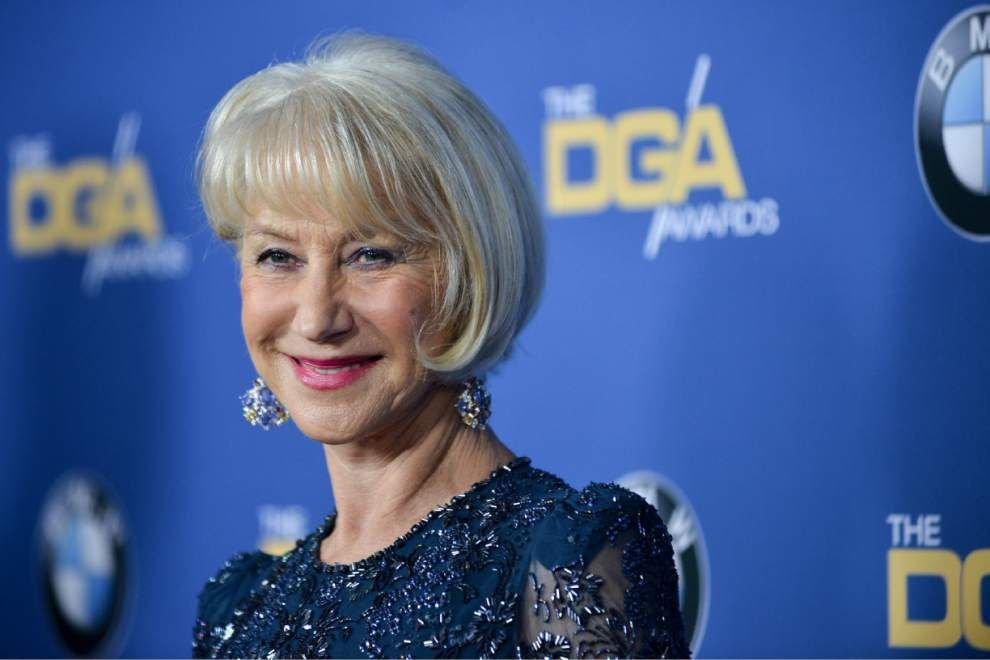 Mirren honored with Harvard's Hasty Pudding award _lowres