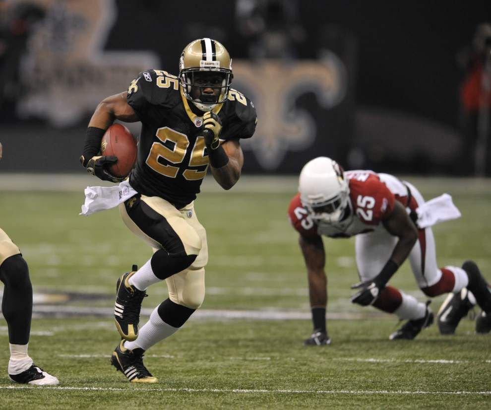 Saints say Reggie Bush's accomplishments with the team justified the high pick _lowres