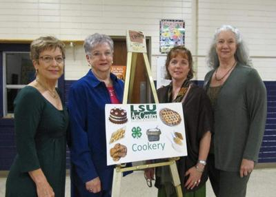 TVFC members judge 4-H fashion show, cook-off _lowres