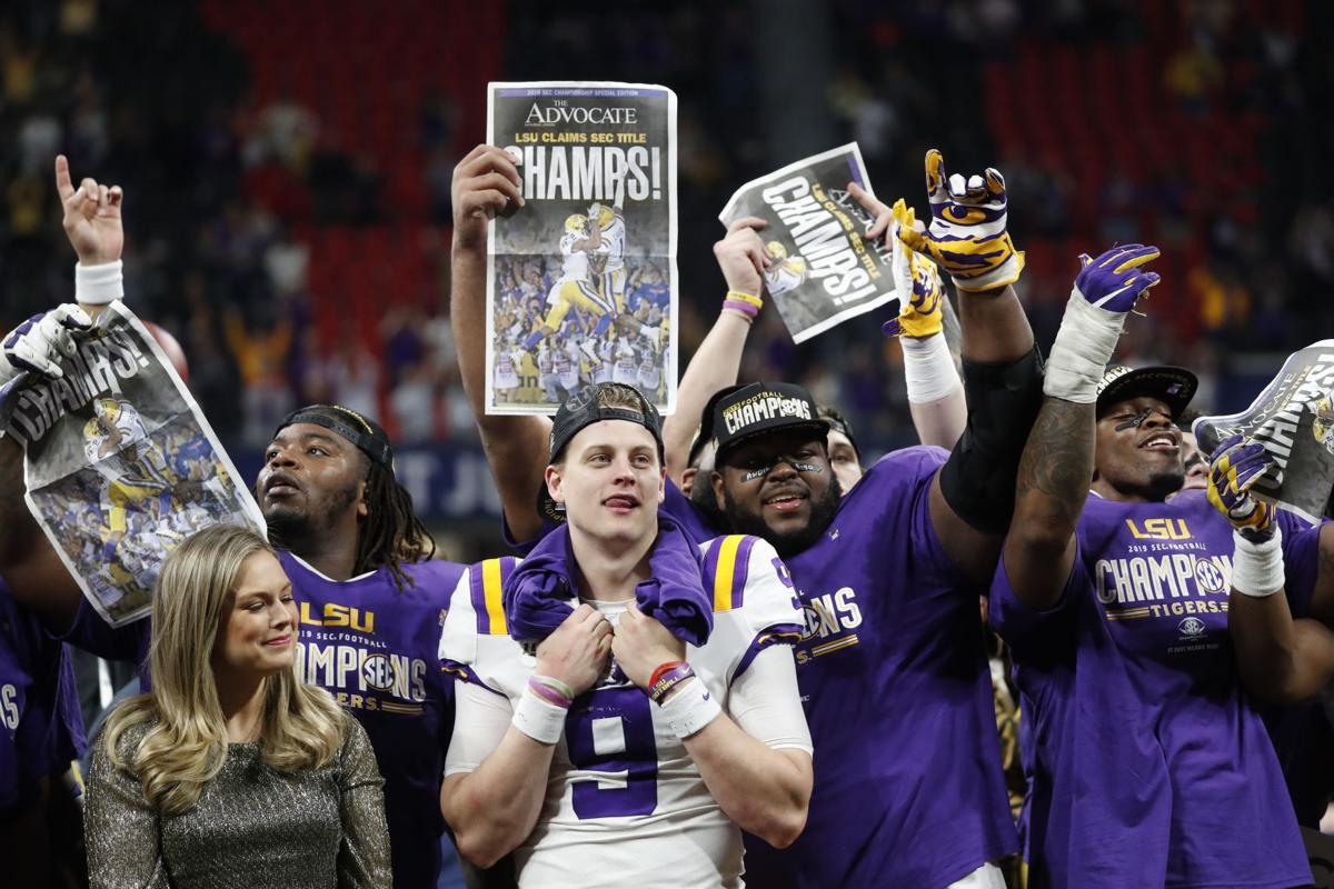 SEC Championship Football