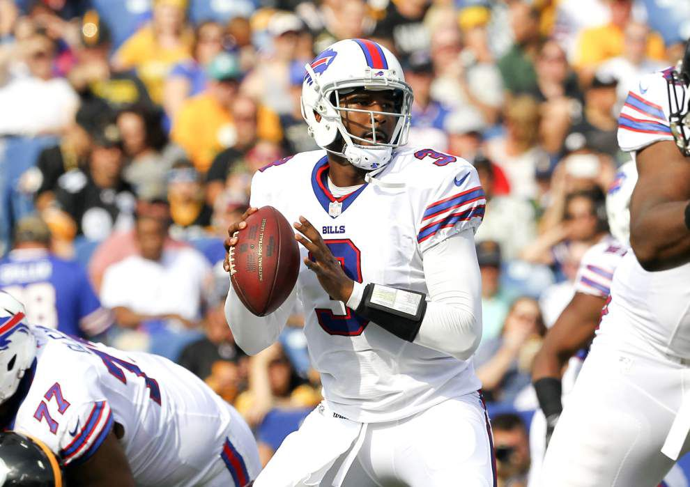 Bills quarterback EJ Manuel effective in his first preseason start of 2015 _lowres